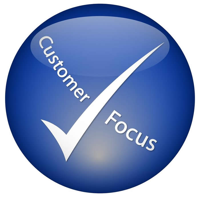 Customer Focus on all services not just labels!